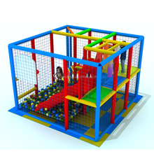 Children's amusement park indoor equipment playground facilities kindergarten toys family small amusement park equipment