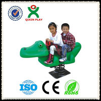 Eco-friendly crocodile rider for kids /easy rider toys kids/power rider for sale QX-153T