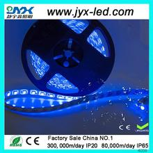 SMD 5050 solar powered flexible led strip lights black pcb led strip