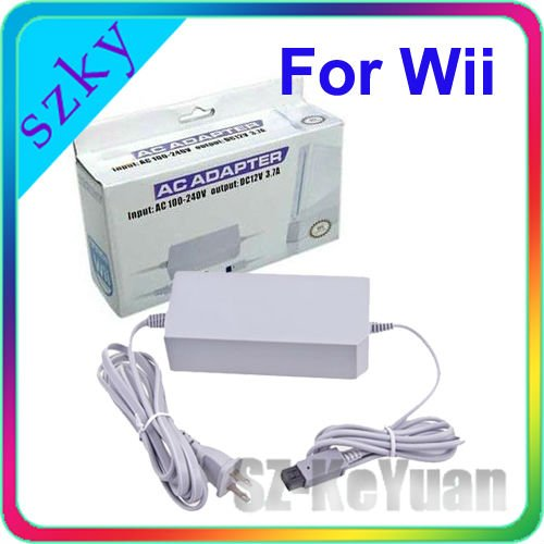 New 100V-240V Power supply For Wii ac adapter