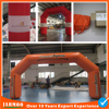 Good Quality Digital Printing Red Inflatable Air Arch