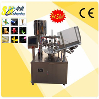 China Automatic Suppository Tube Filling and Sealing Machine