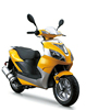 50cc 125cc 150cc Gasoline Scooter