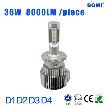 Auto spare parts Hyundai headlight forester D1S D2S D3S D4S Aud i A3 A4 b8 A5 A6 drl A7 Q5 Q7 s5 car Headlight led