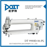 DT9980D-56/86 WITH PULLER LONG ARM SPACE DIRECT DRIVE COMPUTERIZED LOCKSTITCH INDUSTRIAL SEWING MACHINE