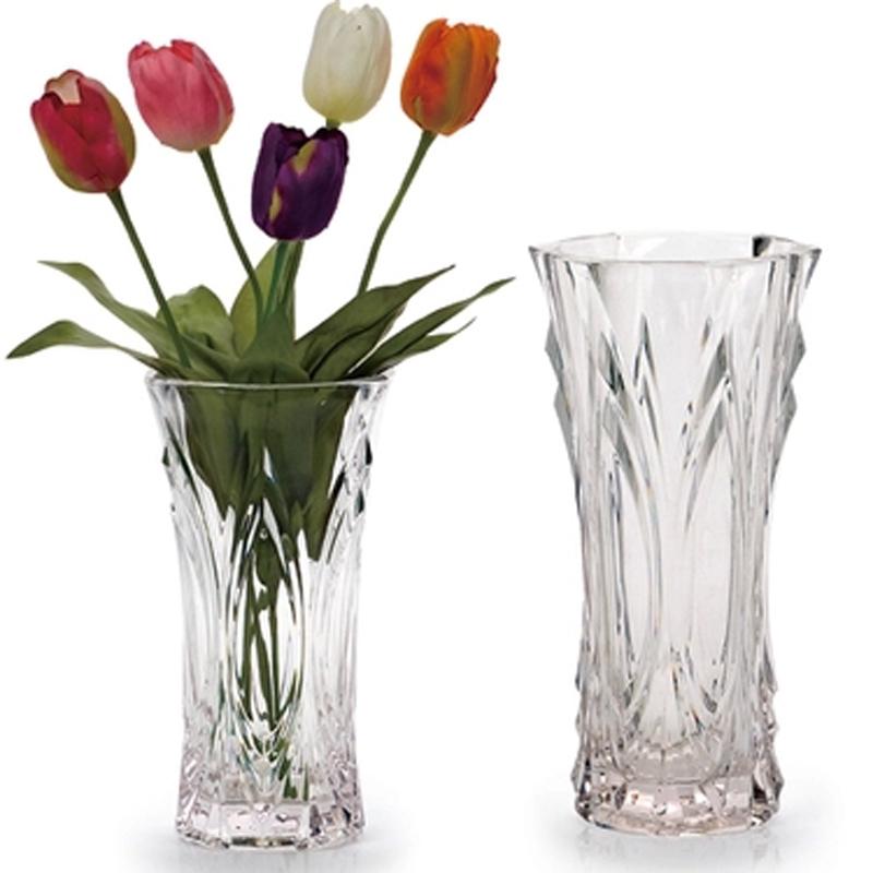 Buy Flower Vase Eco Friendly Pastoral Plastic Clear Basket Floor