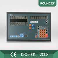 Roundss 2 Axis digital readout dro for milling lathe machine with procision linear scale