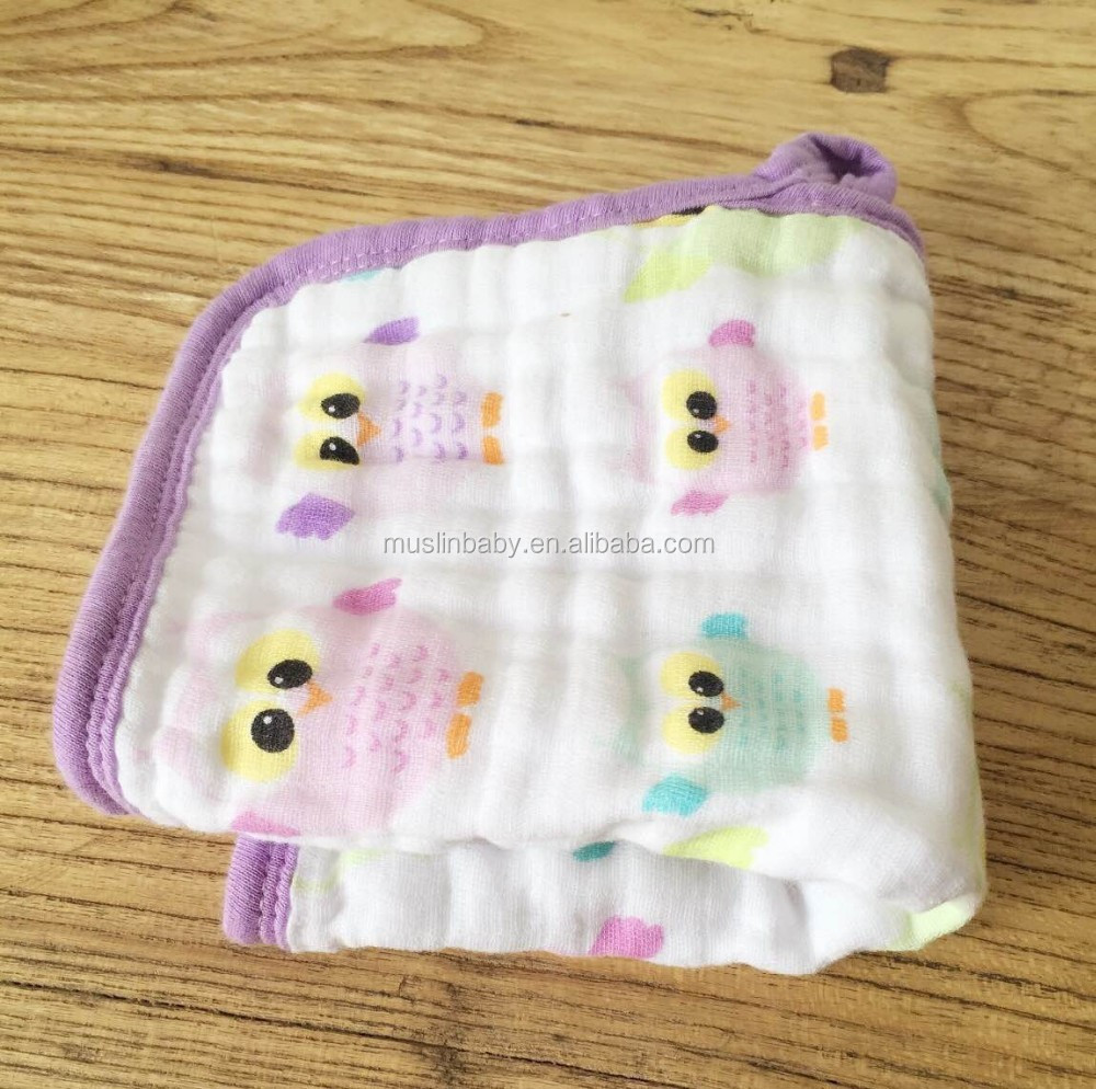 hot sale heavy cotton blanket