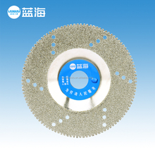 New design 100mm electroplated diamond grinding cup wheel for glass