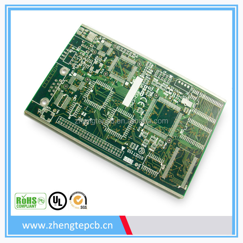 94V0 FR4 Mobile Phone Double Sided PCB Assembly / PCB Manufacture in China