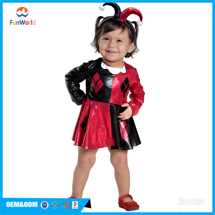 Factory hot sales dog halloween costumes for kids
