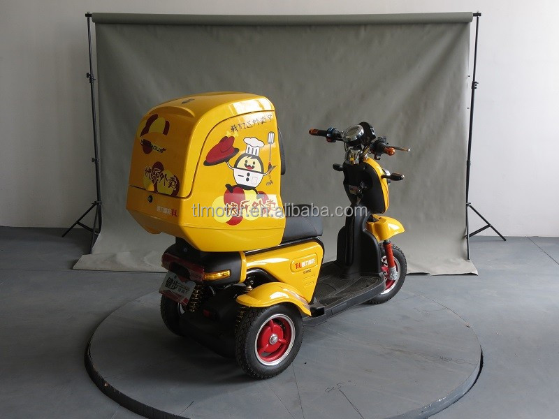 best 800W 60v electric cargo tricycle