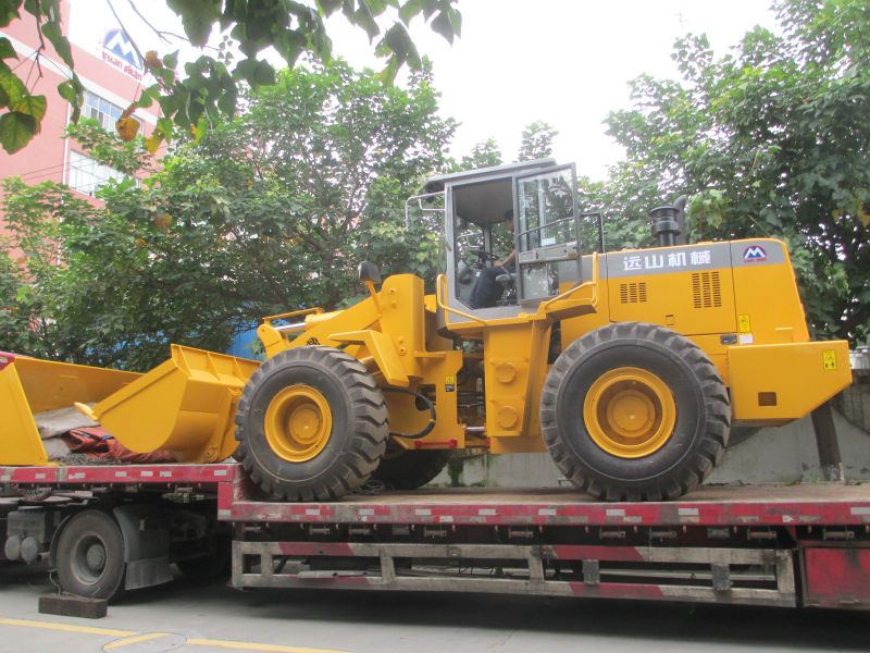 Mining payloader GK958B with Caterpiller engine with CE