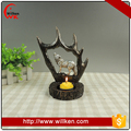 Wholesale silver cheap candle holders with tealight