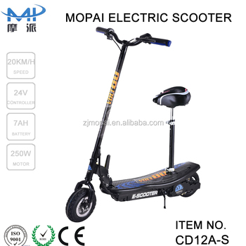 CD12A S ELECTRIC SCOOTER WITH SEAT_60511983844
