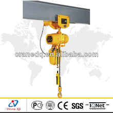 Manual Trolley Type 1.5 Ton Electric Chain Hoist Parts