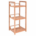 Organize 3-tier Bamboo bathroom Shelf