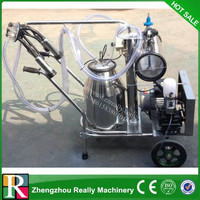 price of a milking machine for goats in dairy farm