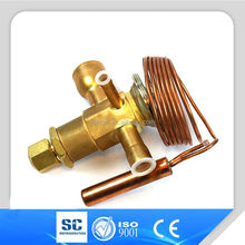 TXV overheat control R410a thermal expansion valve