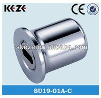 pipe shower stainless steel glass tube fitting