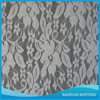 Trade Assurance Supplier Bailange wholesale sequin fabric beaded heavy lace fabric for evening dress