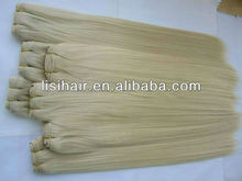 Silky Relaxed Straight Hair Weave 100 Human Raw Hair