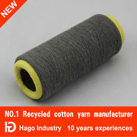 oe organic cotton blended yarn for gloves