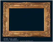 Ornate Decorative Resin Frames For Pictures Hot Ordered