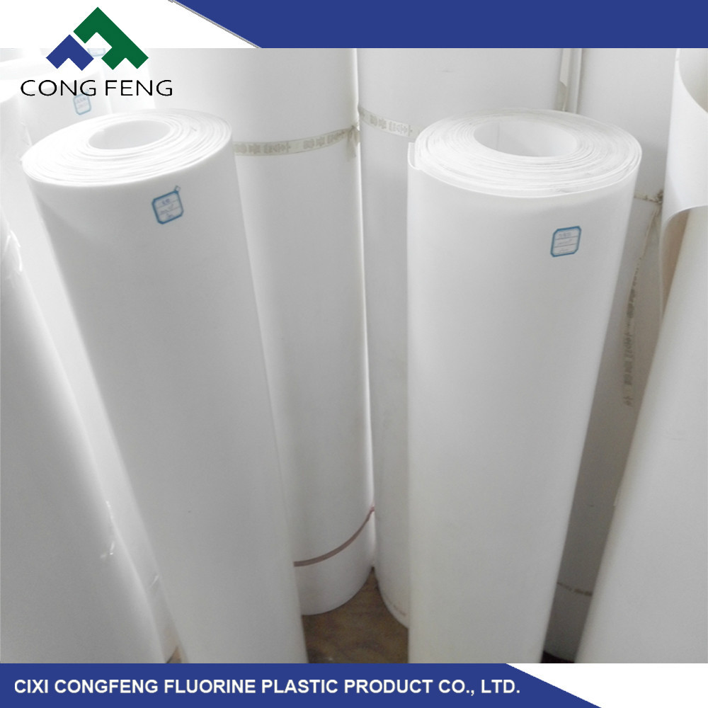 Cixi congfeng Ptfe sheet plastic supplier