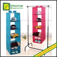 hanging closet organizer for home storage