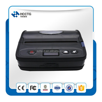 "Cheap Portable Bluetooth and USB 4"" mobile thermal printer for POS and barcode--HCC-L51"