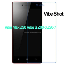 full cover high clear 2.5d 9h 0.33mmTempered Glass Screen Protector For Lenovo Vibe Shot Z90