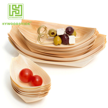 Disposable Sushi Boat Paper Boat For Food Container