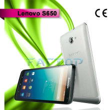 lenovo s650 smart phone RAM 1GB ROM 8GB 2G/3G/WIFI/GPRS android 4.2 mobile phone android alibaba china