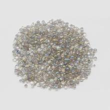 swimming pool cleaner Iridescent glass beads-clear