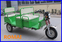 China supplier! ROMAI three wheel electric scooter with strong power motor