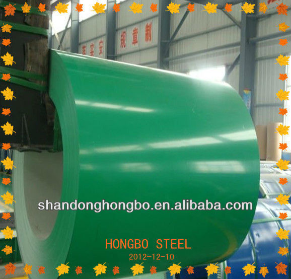 color coated steel coil for Pakistan