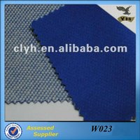 100% Cotton polyester absorb sweat fabric material
