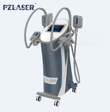 New 4 handles fat freezing coolsculption cryolipolysi machine for sale 4 work at the same time