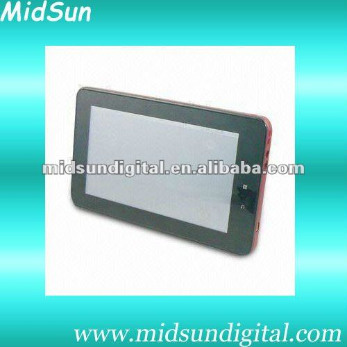 7 Inch MTK6575 Tablet PC Capacitive Screen Android 2.3 OS Smart Phone WCDMA 3G Dual SIM WIFI TV GPS Cell Phone