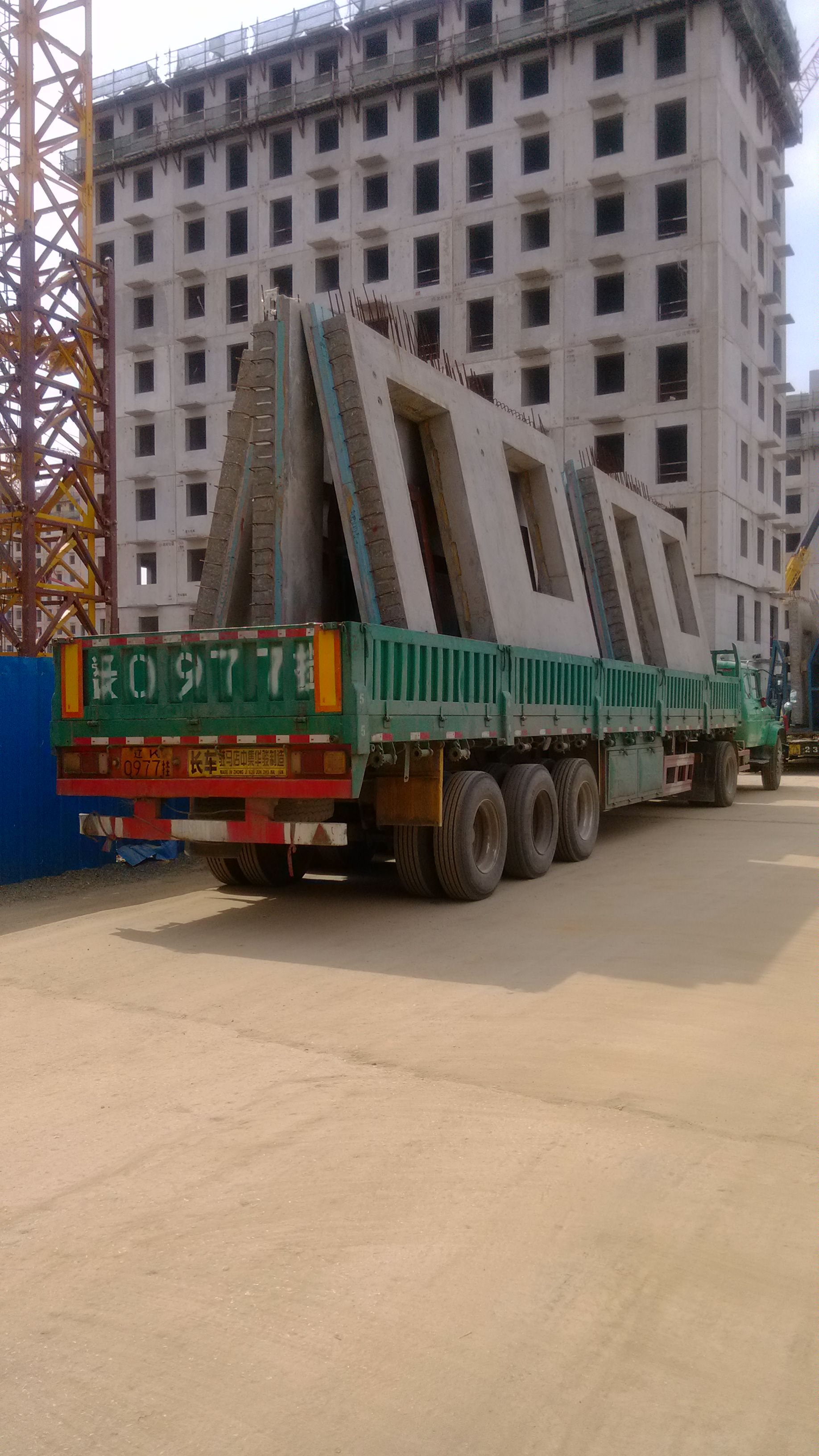 Timely PC concrete precast making machine  for  residential building industry   with CE &ISO