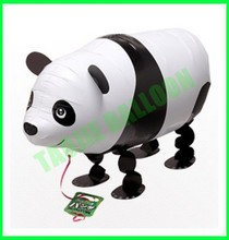 new arrival walking pet balloon panda