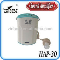 Super power Pocket Hearing Aid/Body type Hearing aid with CE HAP-30
