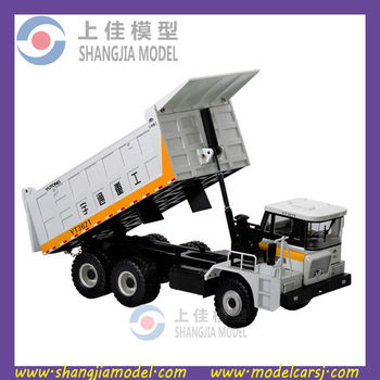 truck model toy,scale toys truck,die cast Mining dumper truck model factory