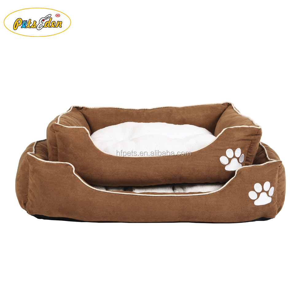 Durable Pet Cushion Soft Plush Dogs Cats Pet Bed For Small Animals