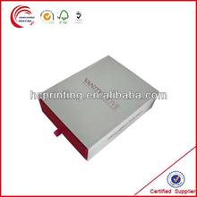 Eco-friendly High Quality White drawer boxes for gifts