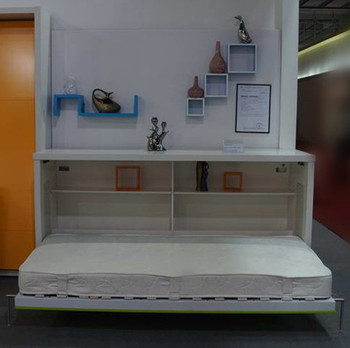 Single Space Saving Horizontal Wall Bed Murphy Bed Buy
