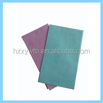 Nonwoven Spunlace Cleaning Wipe