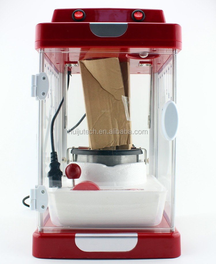 China good quality caramel popcorn machine On Sale HJ-MN