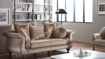 High Quality Luxury Economic Cheap Nisa Living Room Sets